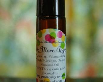No More Anger Blend - Essential Oils - ALL Natural Behavioral Support