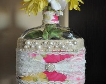 Spring Decorative Bottle
