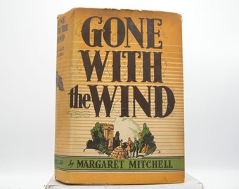 Gone with the Wind by Margaret Mitchell (Vintage, Classics)