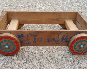 Holgate Wagon (No Blocks) Vintage