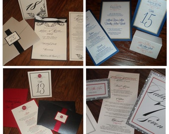 Design Your Own Wedding Stationery!