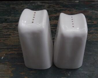 Pair of Vintage Melmac Salt and Pepper Shakers!