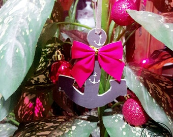 Be Your Own Anchor Ornament