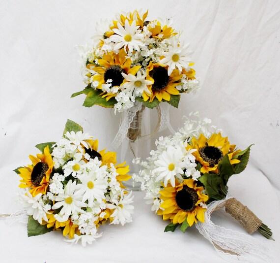 Ramo de flores silvestres boda rústica Bouquet Ramos de