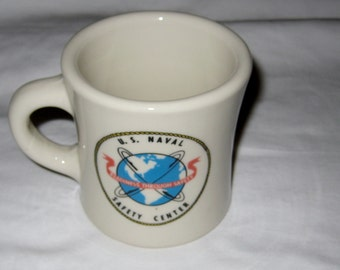 US Naval Safety Center Victor Coffee Mug  with Dottie's Name, One Mug.