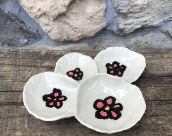 Jewelry Flower Dish