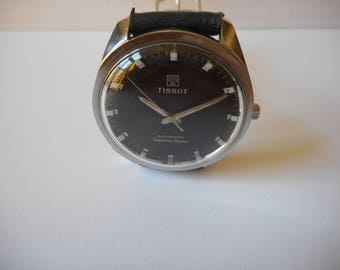 Vintage automatic Tissot men's watch.I know that you like it.