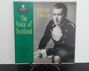 Kenneth McKellar  -  The Voice Of Scotland  - Circa 1959