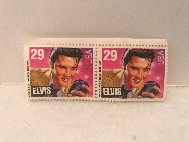 SALE Elvis Presley 29 Cent Postage Stamps