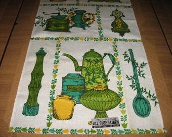 Kitchen Theme Tea Towel
