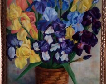 Magic Irises