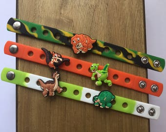 Land of Dinosaurs Charm Bracelets PARTY FAVORS