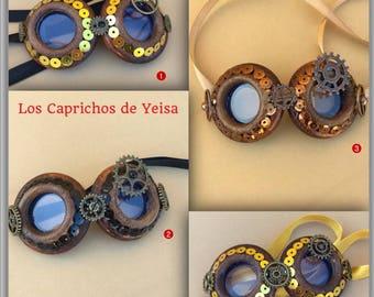 Steampunk glasses for Neoblythe