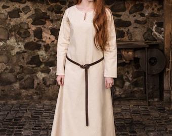 Burgschneider Medieval Viking Cotton Underdress Feme