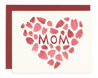 Sakura Mom Card