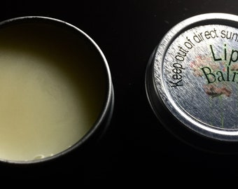 Vegan Extra Moisturizing Lip Balm half ounce tin