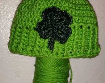 St. Patrick's Day special beanie