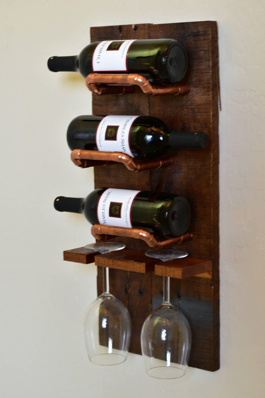 wall rack modern of wine full mount size shelf mounted wood organizer holder mountable storage cabinet bottle standing free iron hanger