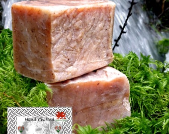 Natural Dog Shampoo Soap Bar (Flea Control)