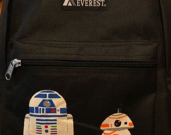 R2D2 BB8 Backpack!
