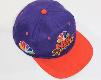 Vintage NBC Sports Specialties Snapback Hat