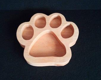 Dog Paw Trinket Dish.