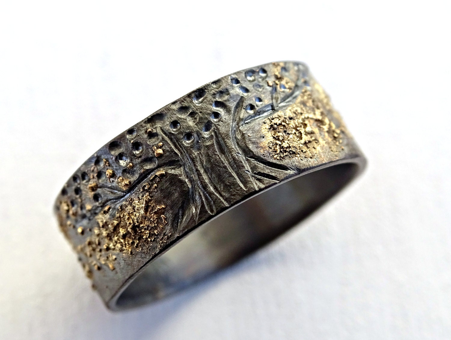 within mens gold nordic band of silver bands viking ring wedding unique view rings ideas
