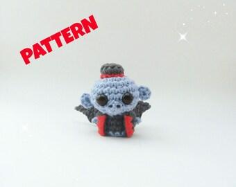 Wizard of Oz Flying Monkey Pattern / Crochet Animal Pattern / Amigurumi Animal Pattern / Crochet Doll Pattern / Christmas Pattern / Kids Toy