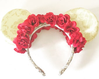 Enchanted Rose Ears