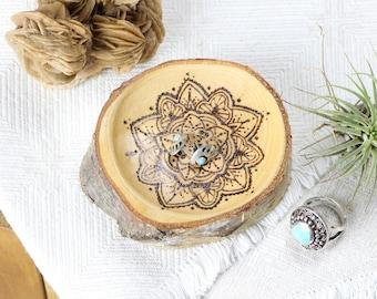 Ring dish - Dreamy Mandala