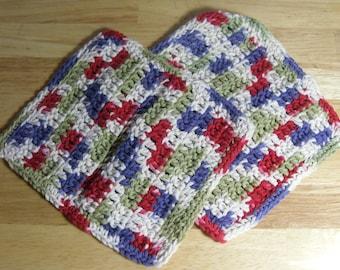 Custom  Dishcloths - 10 Pack