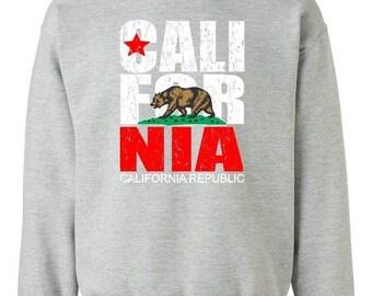 ON SALE - California Vintage - Crewneck Sweatshirt