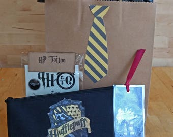 Harry Potter Birthday Party Goody / Treat / Favor / Favour Bags with Gifts / Wizard and Witch Party Bags / Harry Potter Treat bag