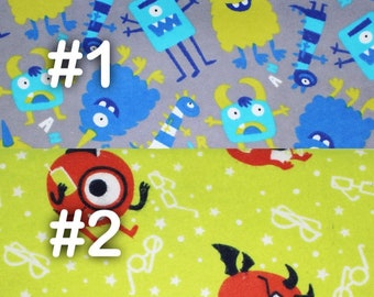 """Monster Extra Large Receiving Blanket - 36"""" x 42"""""""