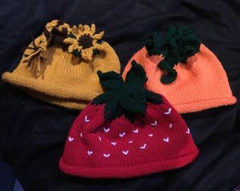Children's Knit Hats
