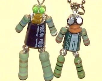 Cute Green Couple