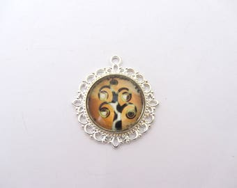 Tree of life, tree, tree of life pendant, cabochon pendant,glass pendant,jewelry making