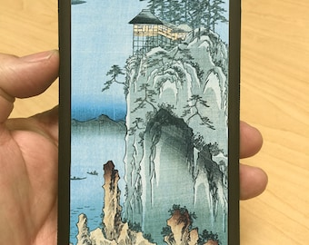 iPhone Case Japanese Cliff iPhone 8/7/6 Case iPhone 8+/7+/6+