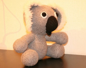 Amigurumis, plushie, stuffed animal, koala