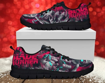 Blade Runner 2049 Sneaker, Blade Runner shoes.