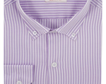 Benghal Stripe 100% Pima cotton shirt