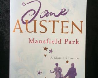 Classic Fiction; Mansfield Park by Jane Austen