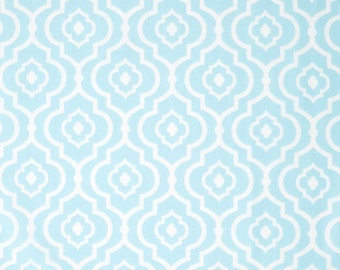 25214  - 1/2 yard Dena Designs Sundara Oasis Meena in aqua  color