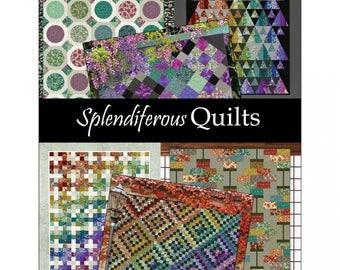 Splendiferous Quilts by Jason Yenter