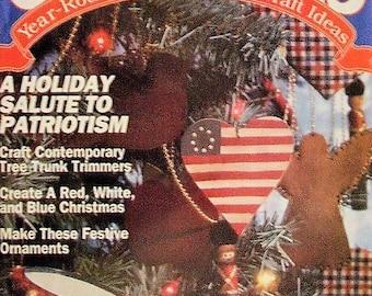 Christmas Magazine - Patriotism