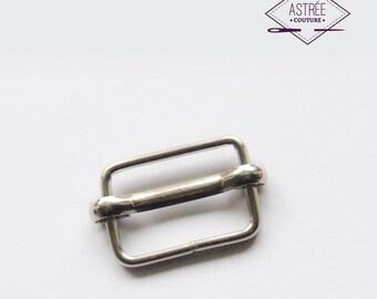 21 mm buckle metal setting
