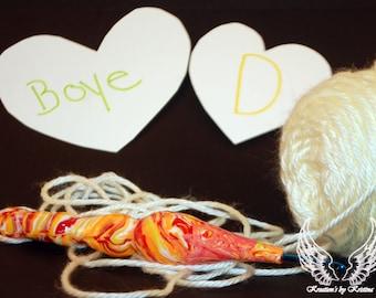D Clay Handle Boye Hook