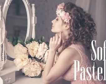 Pastel Lightroom Presets - 10 Pastel Presets - Adobe Lightroom Presets for 4, 5, 6 and CC - Sale - Portrait Lightroom Presets