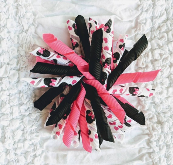 Disney Minnie Mouse Korker Hair bow
