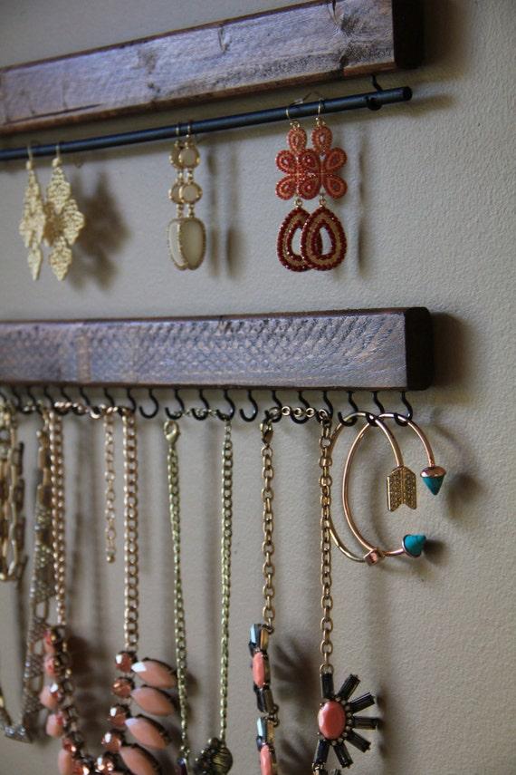Jewelry Display Jewelry Tree Mounted Jewelry Display